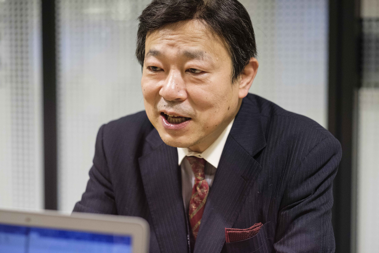 株式会社豆蔵 安井昌男さんさん