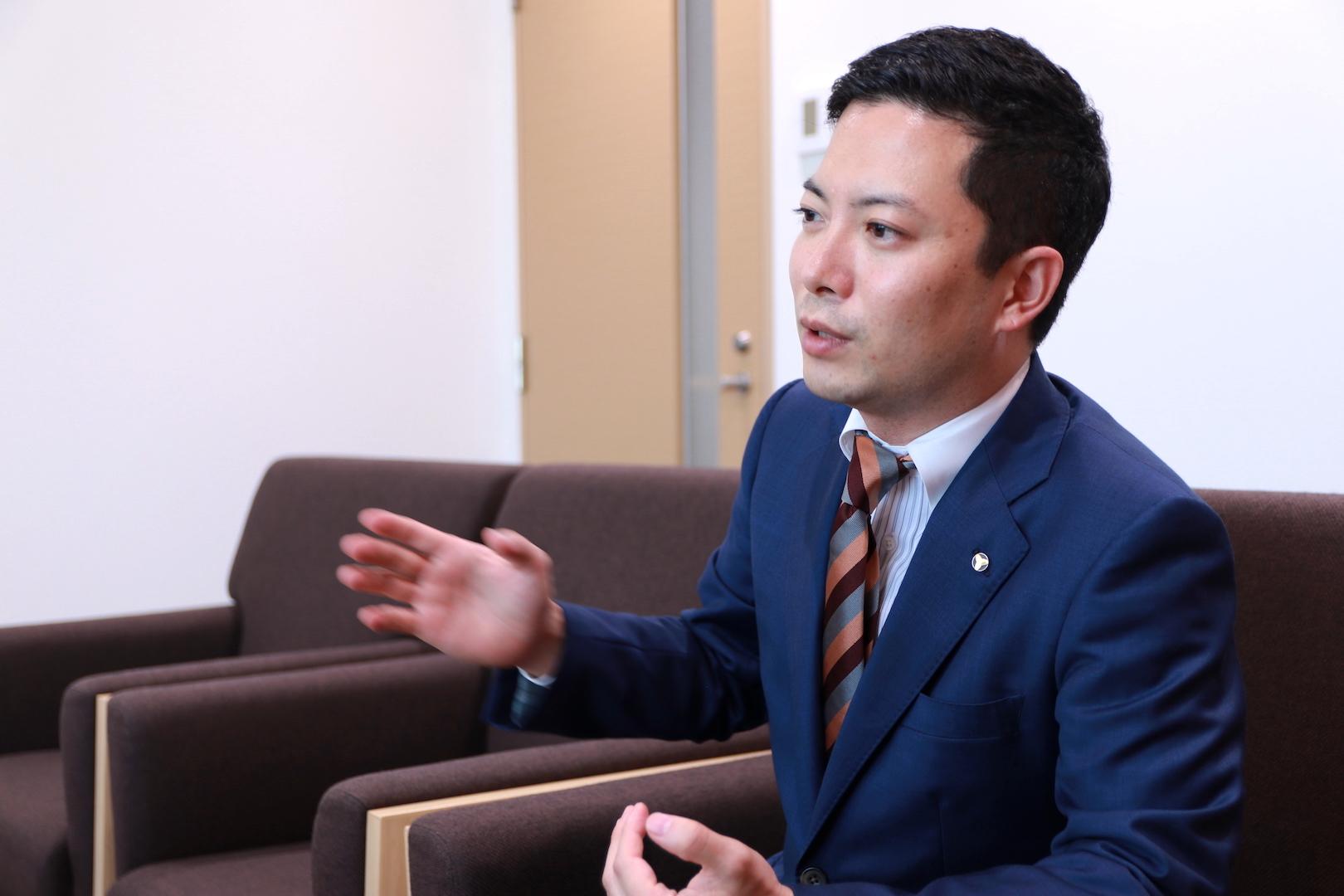 メーキュー株式会社 山本貴廣さんさん