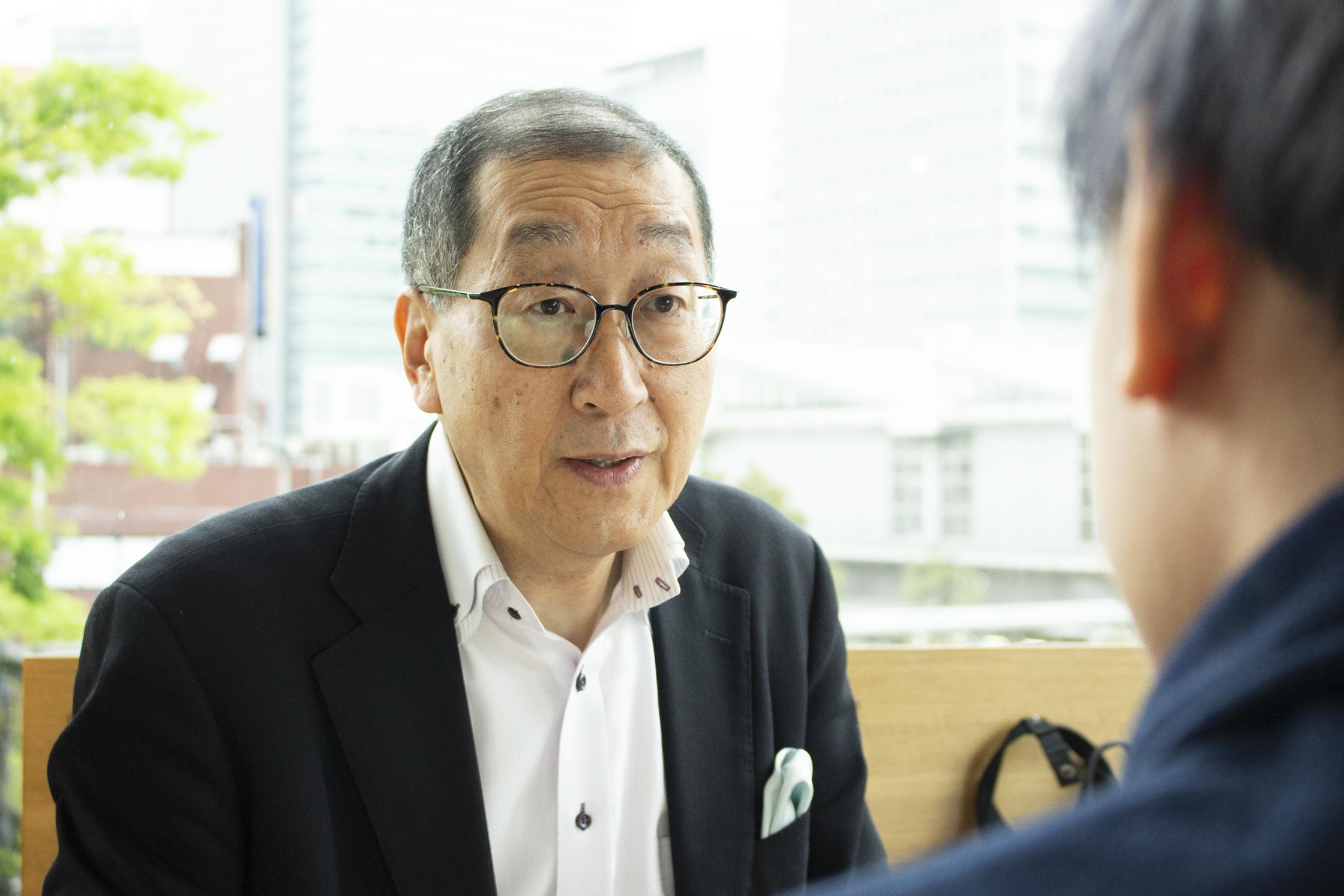 ソーファ・デリ&フーズ株式会社 木村重一さんさん