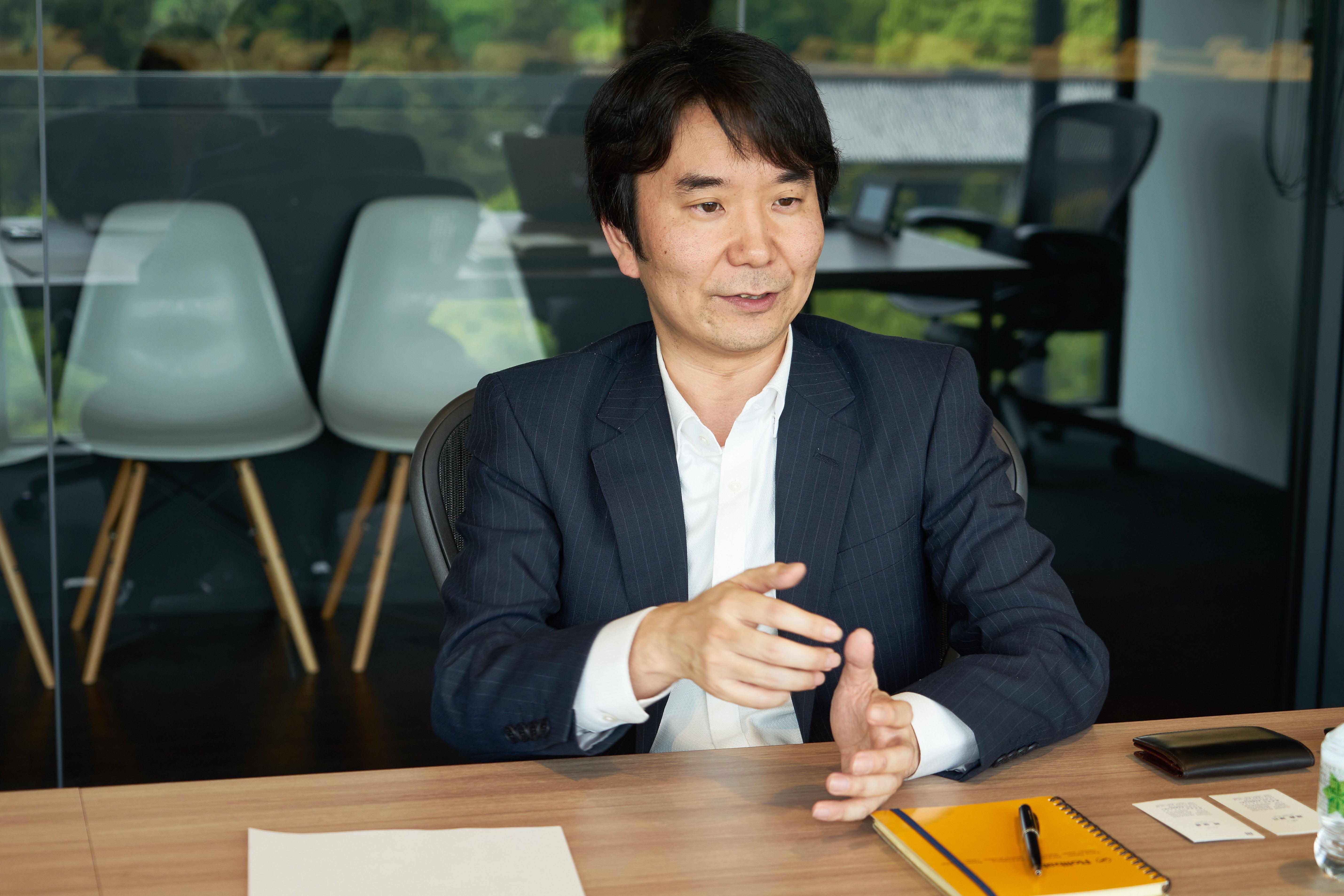 株式会社フライヤー 大賀康史さんさん
