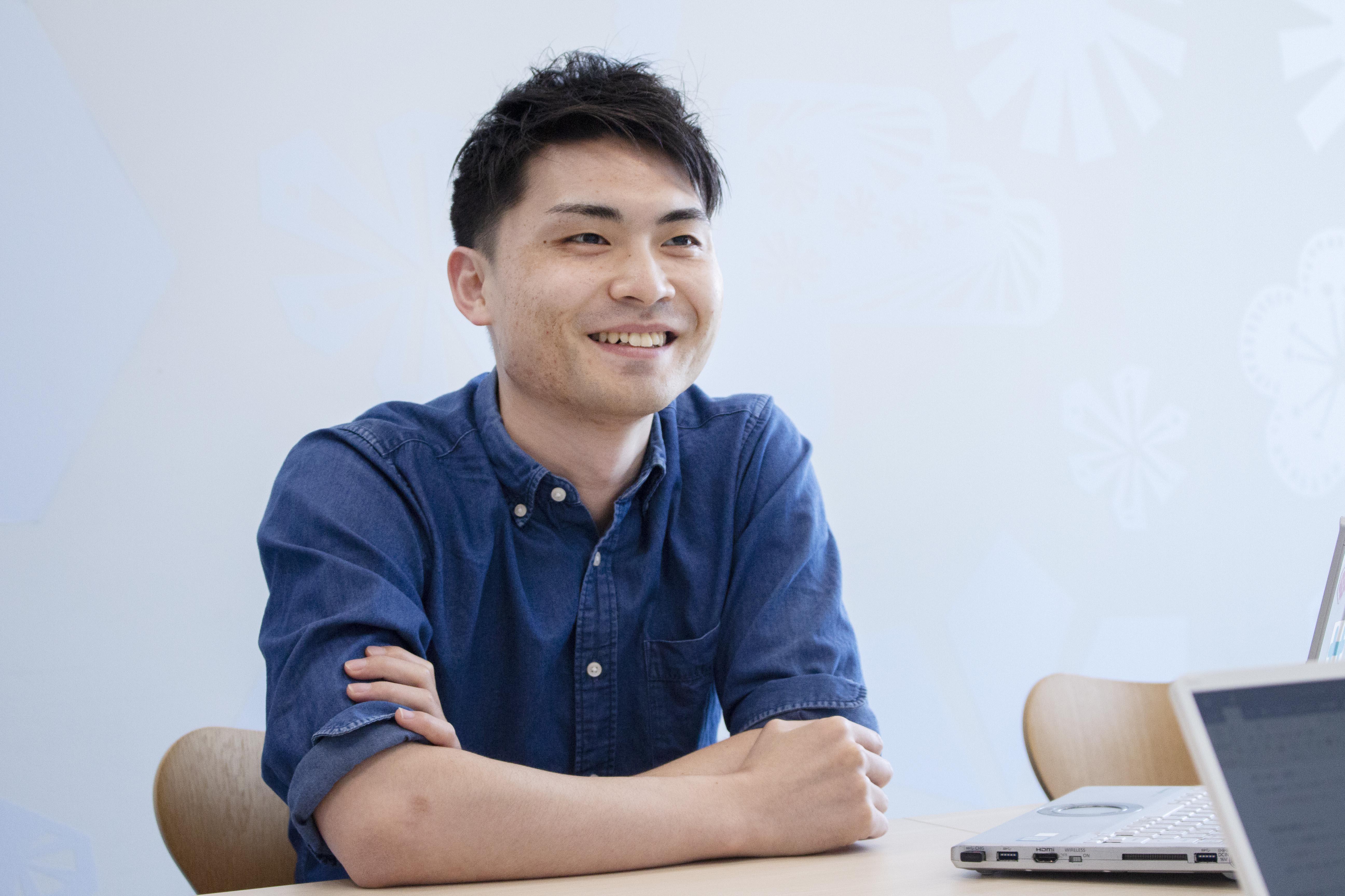 サイボウズ株式会社 綱嶋航平さんさん