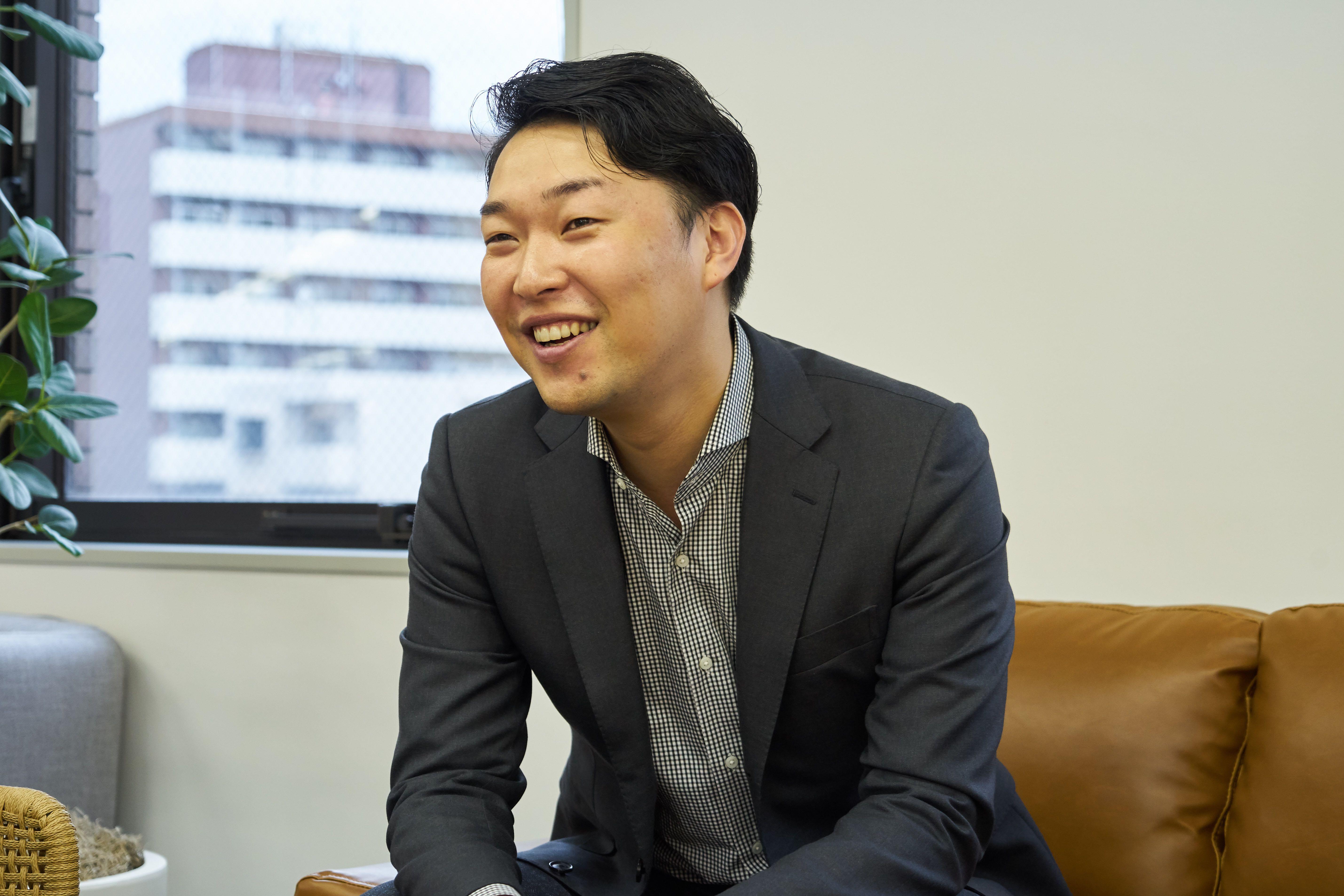 株式会社FABRIC TOKYO 森 雄一郎さんさん