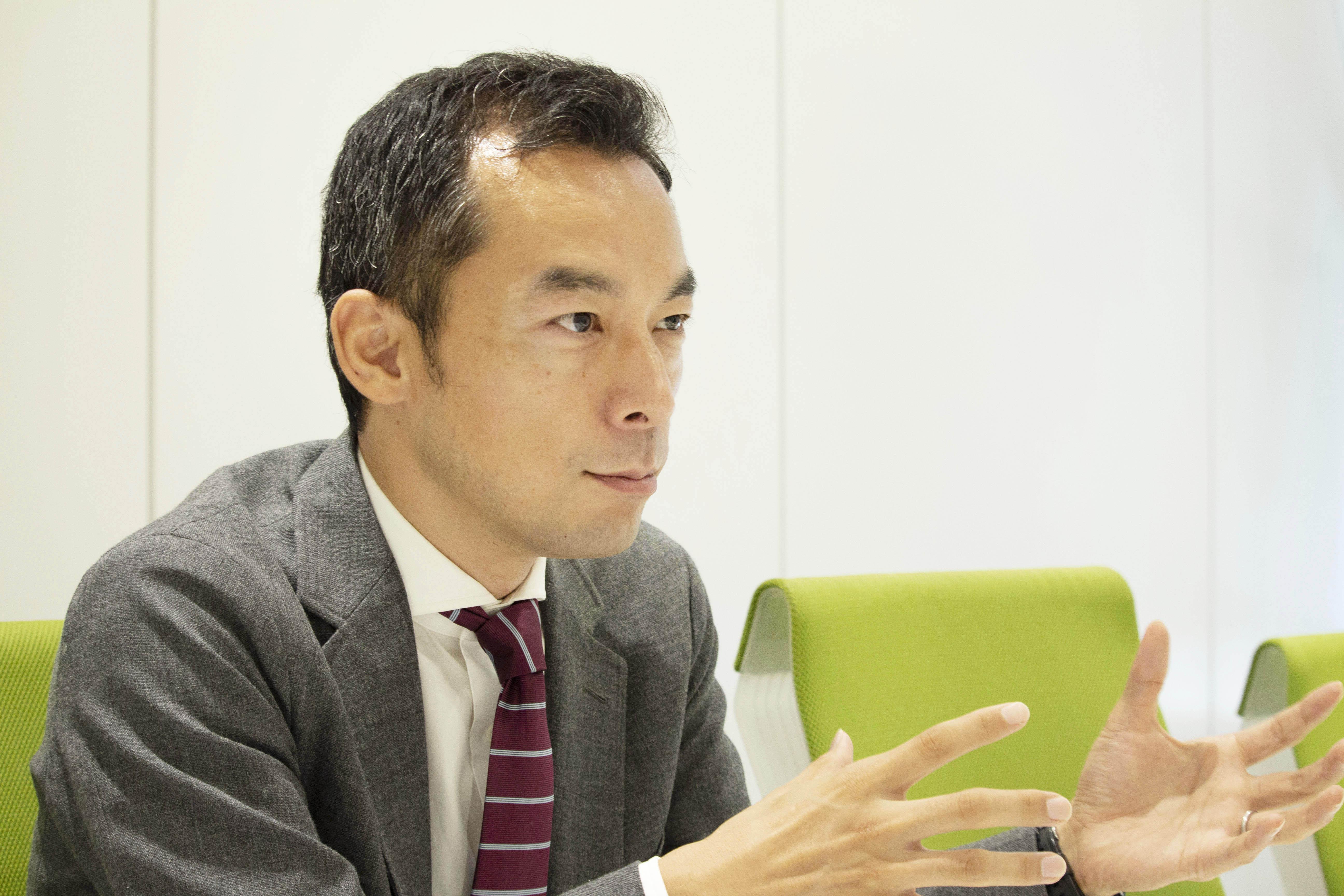 株式会社ユーグレナ 永井慎也さんさん