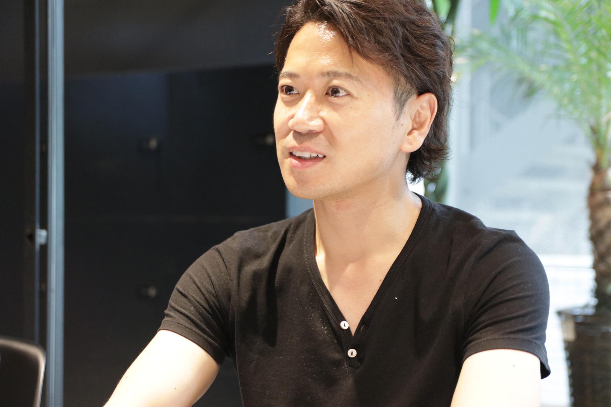 トゥモローゲート株式会社 西崎 康平さんさん