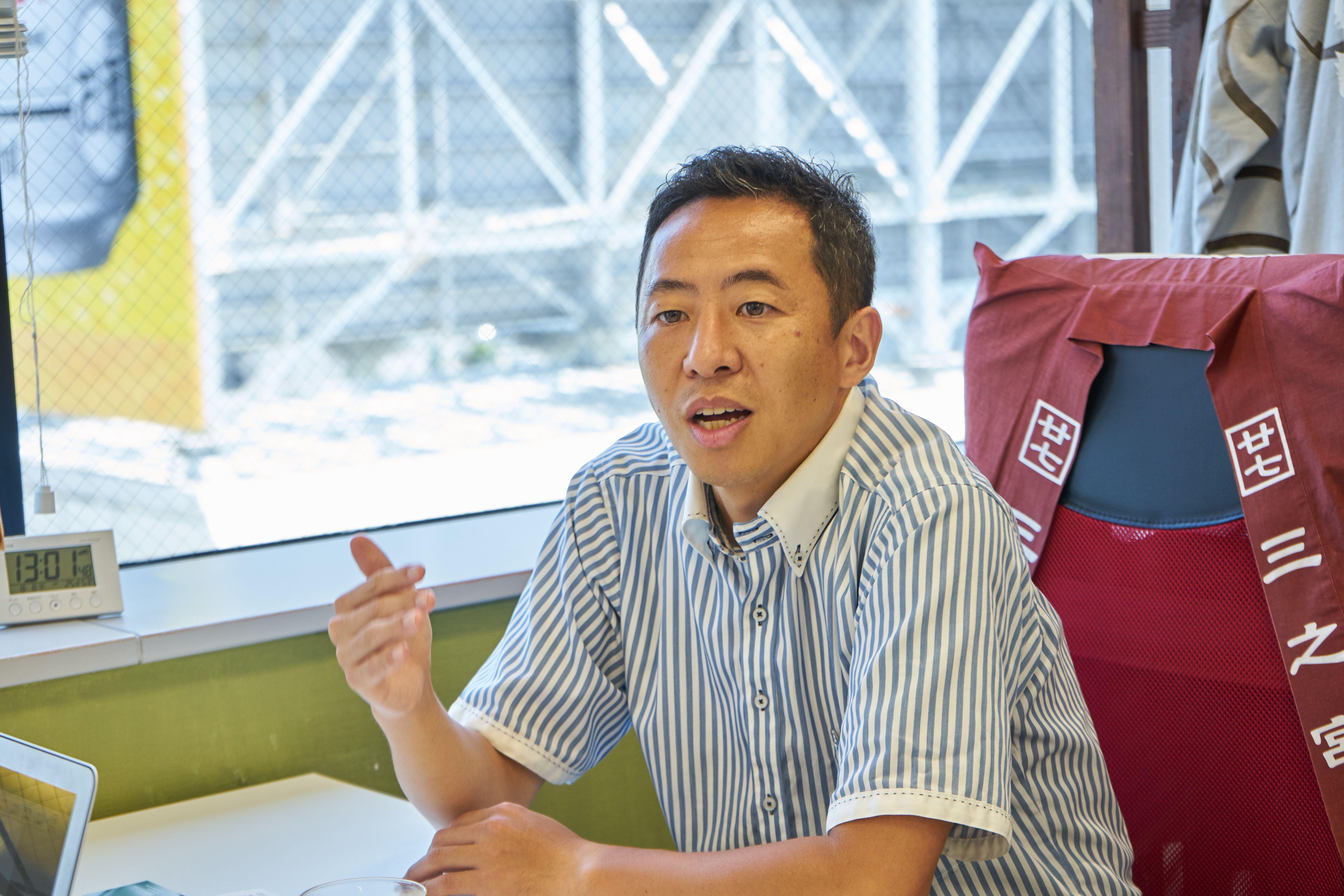 株式会社地域ブランディング研究所 吉田博詞さんさん