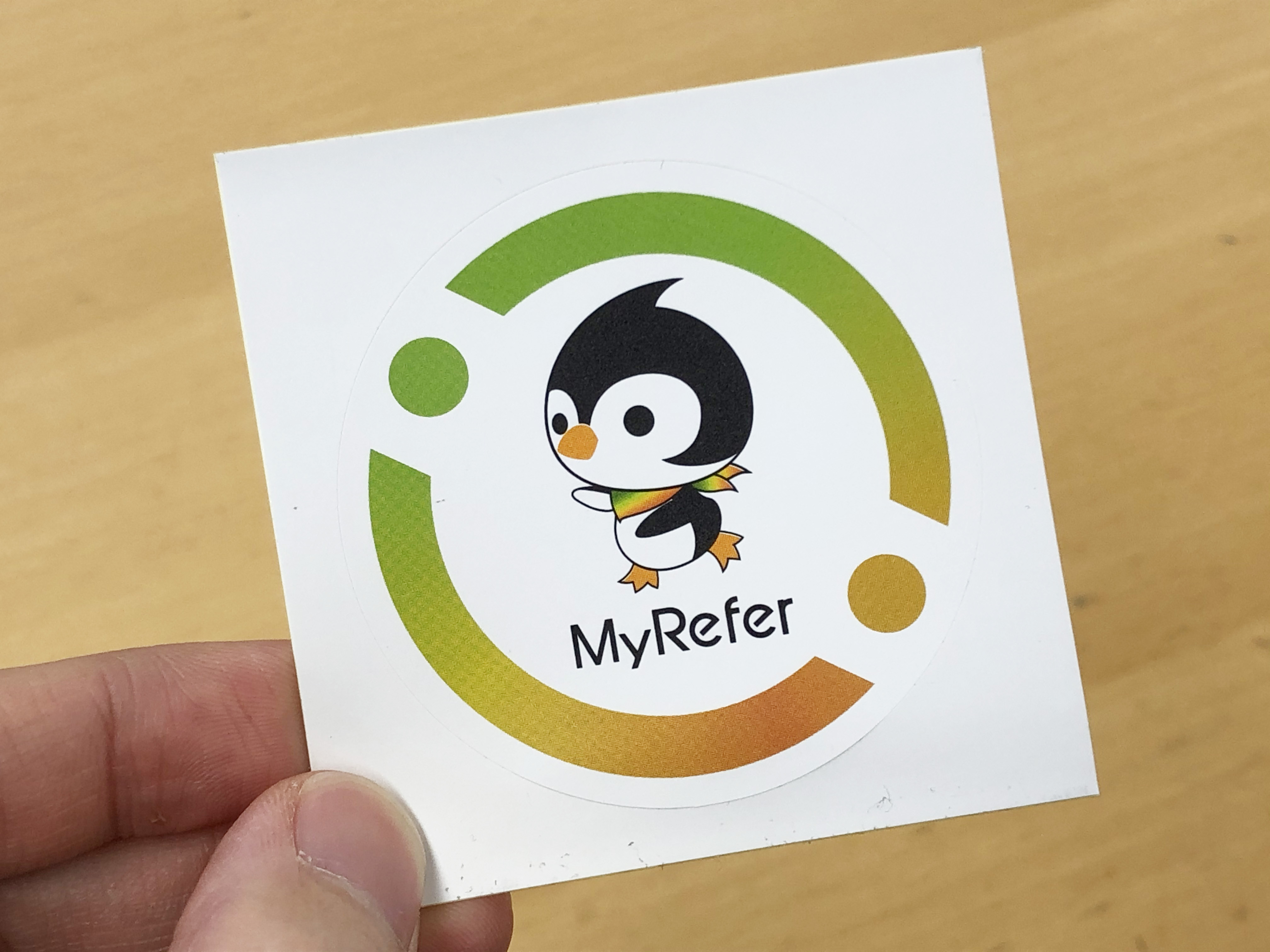 【Report】株式会社MyReferさんを取材してきました!