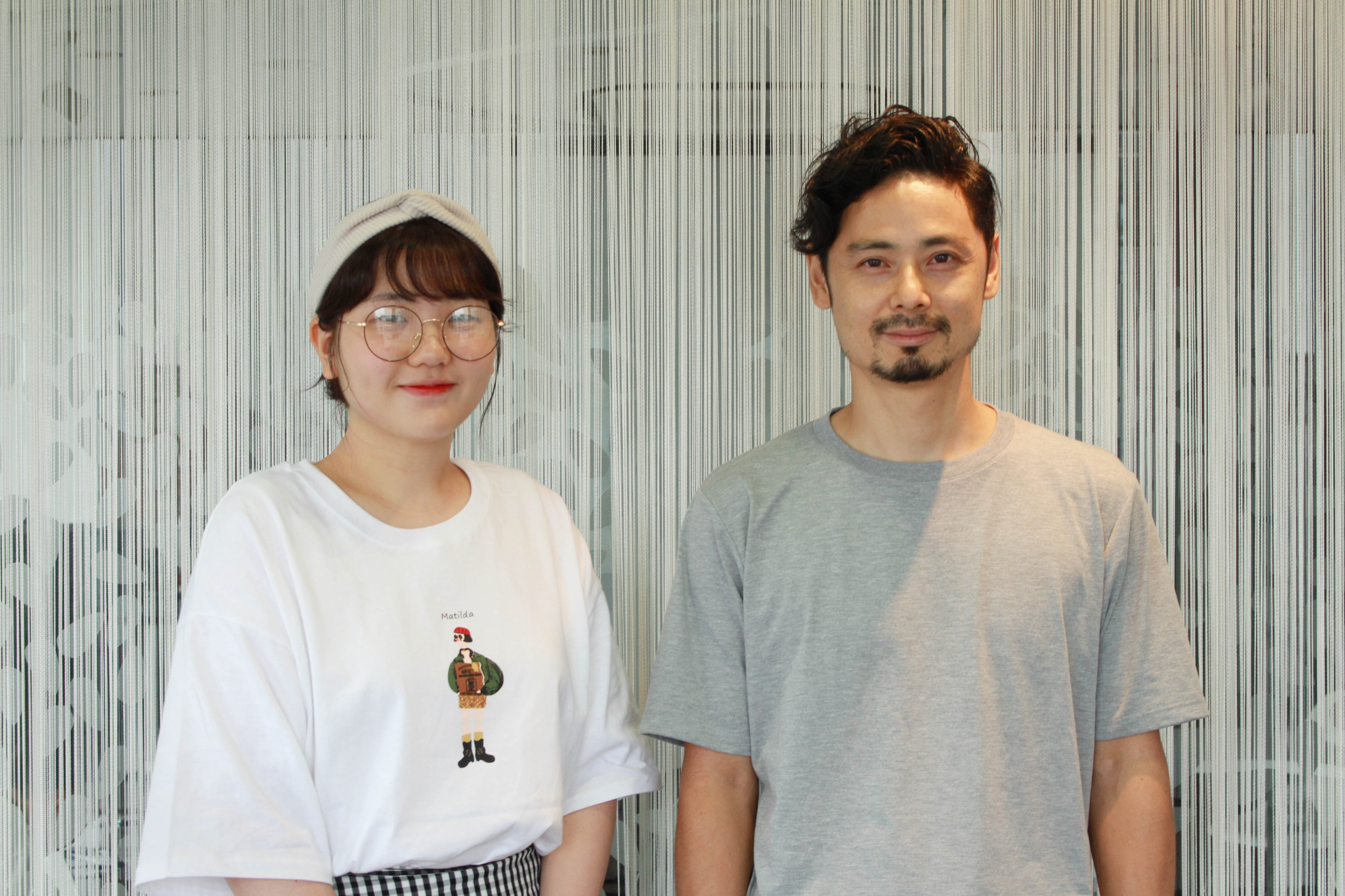 京都に在住の水口さんですが、インタビューのお願いをしたところ、東京に仕事でいらっしゃった際に時間をつくっていただきました。お忙しい中お受けいただきありがとうございました!