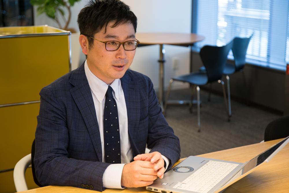 株式会社エムステージ 田中 宏典さんさん