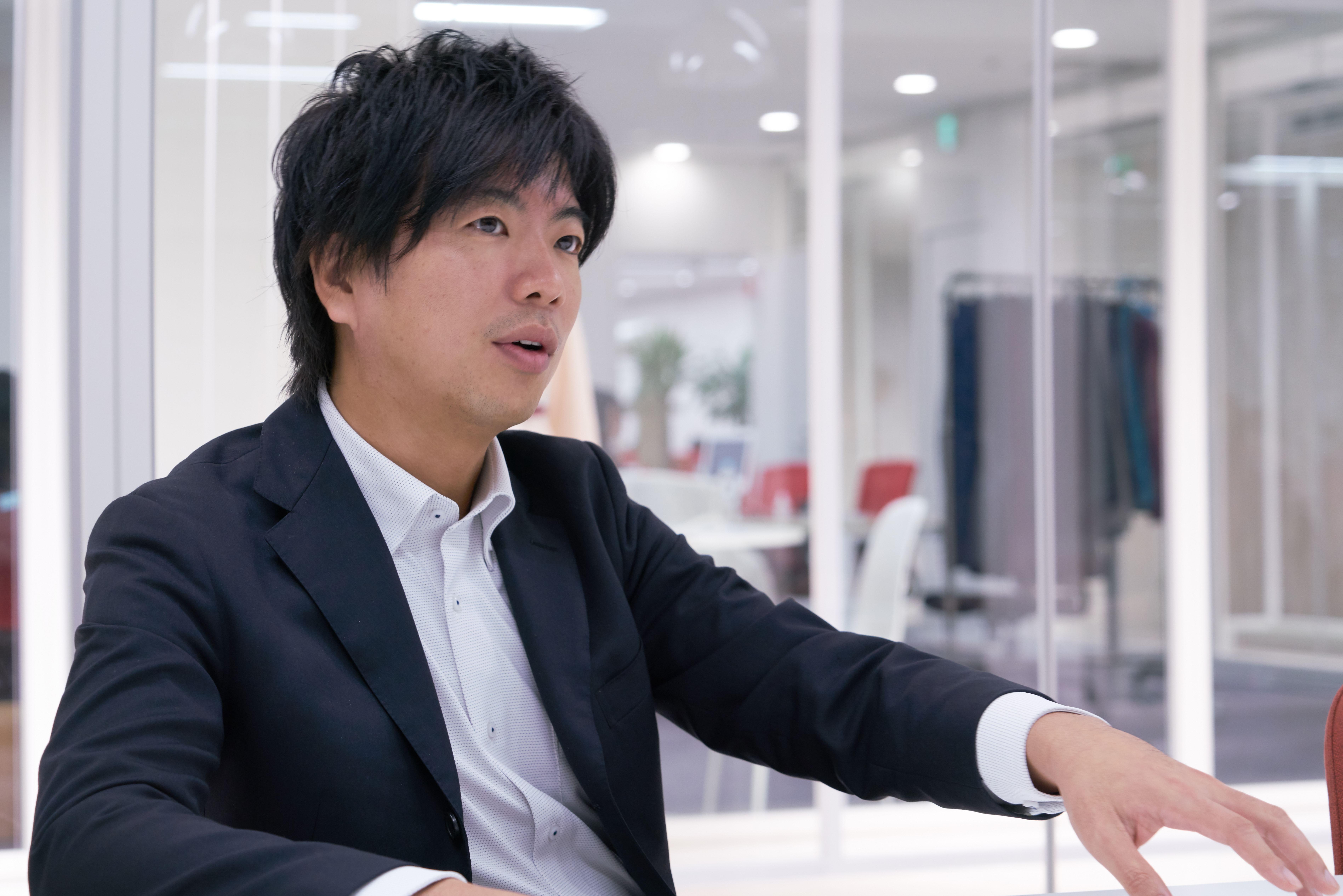 株式会社エアークローゼット 天沼聰さんさん