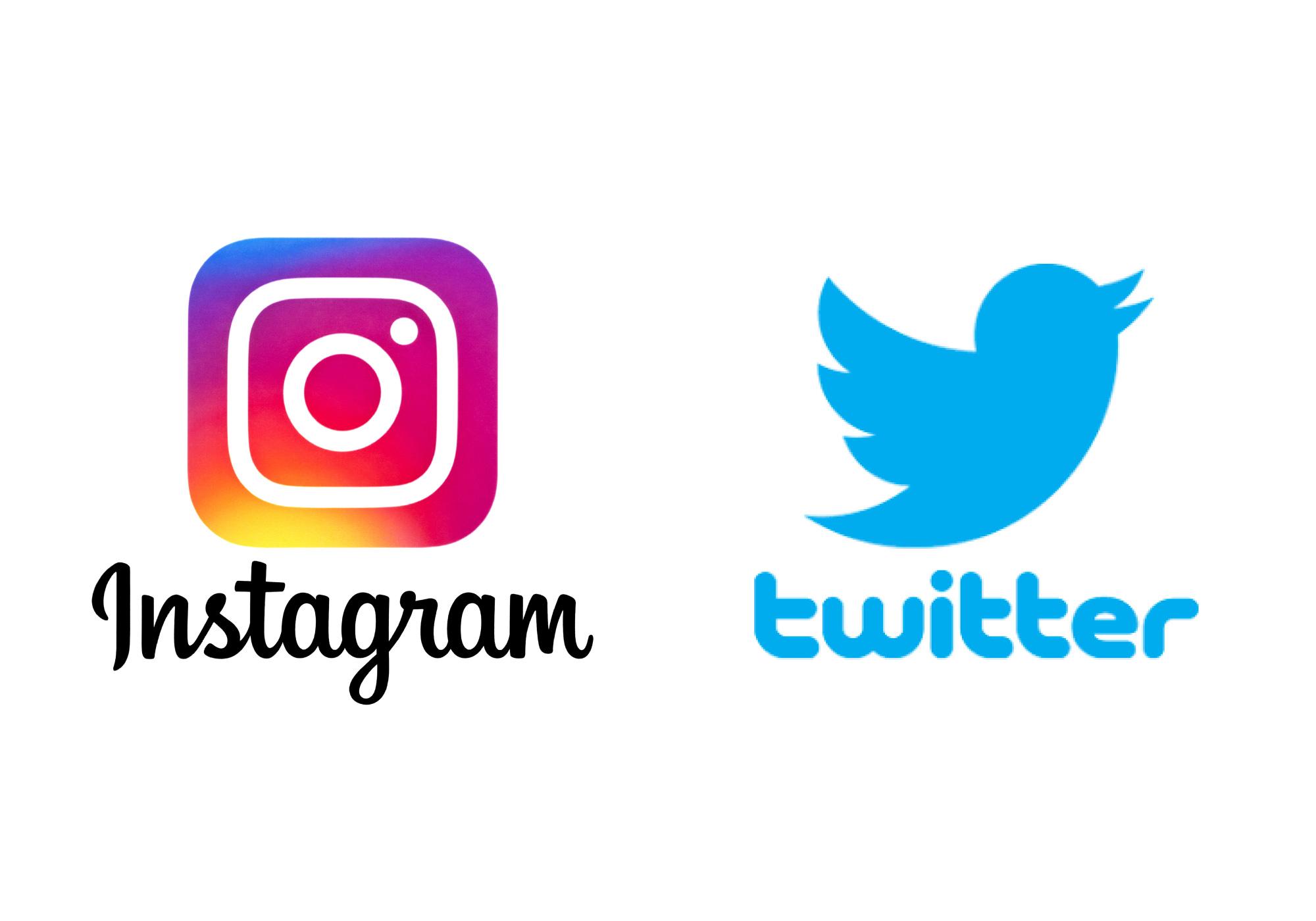 【News】Instagram・Twitter開設しました!