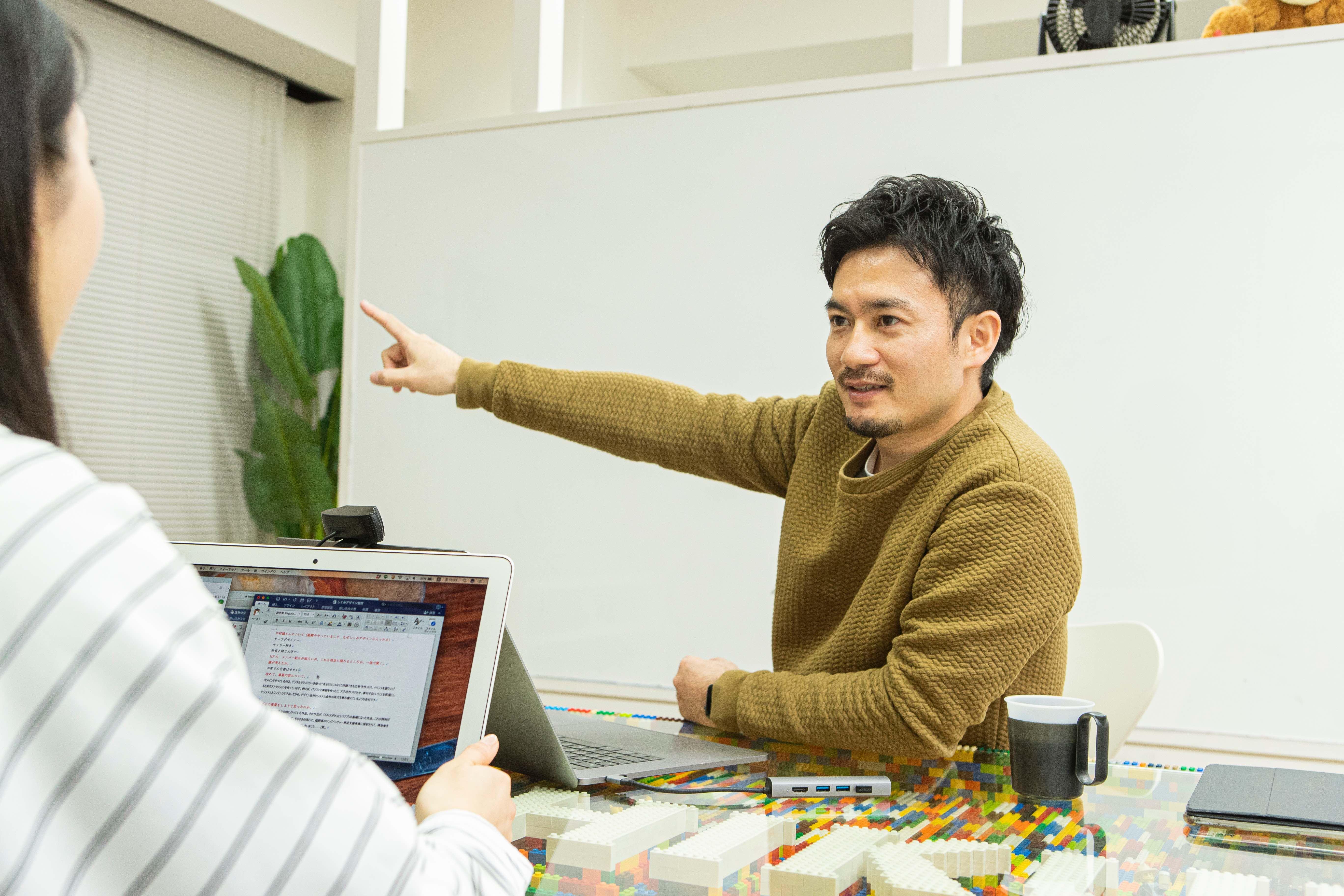 株式会社しくみデザイン 中村誠さんさん