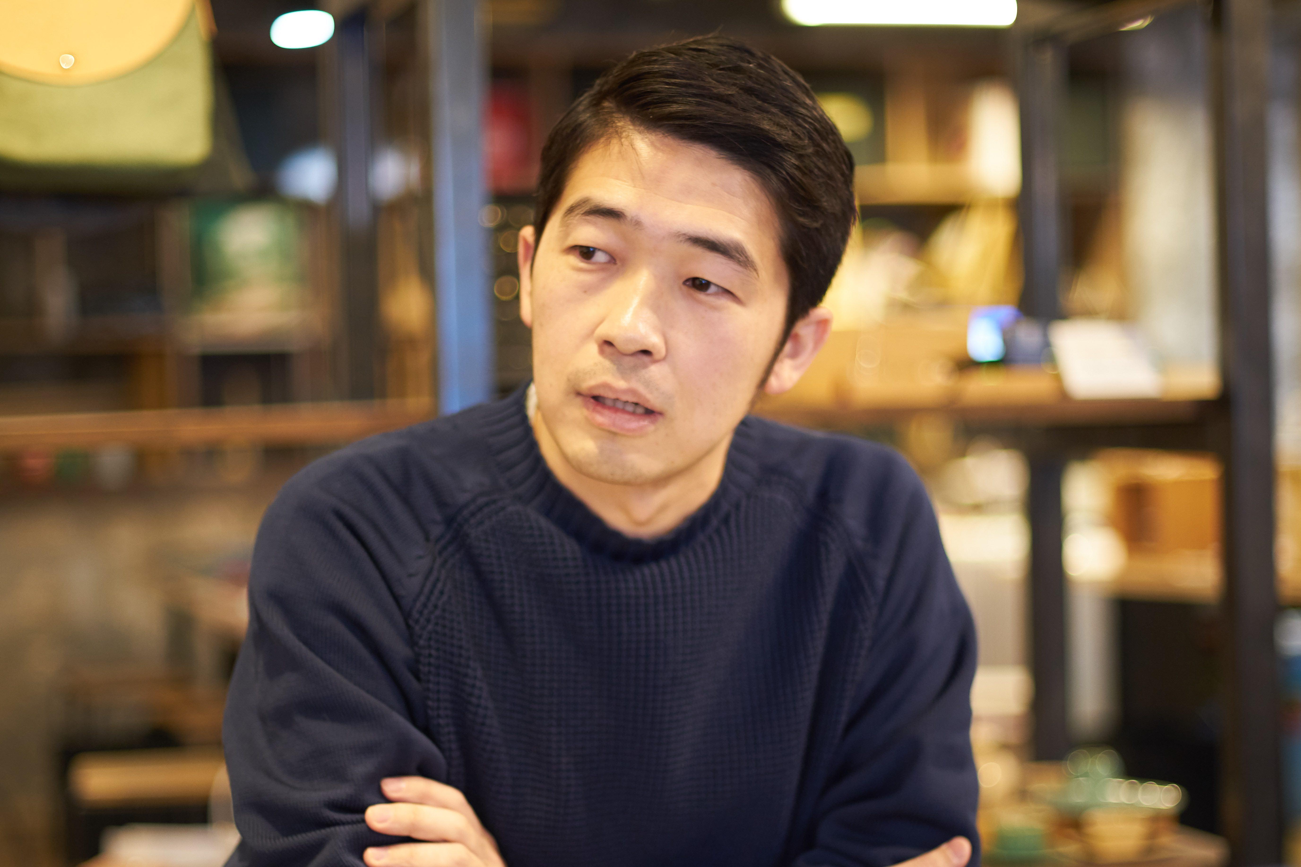 株式会社Makers' 松田純平さんさん