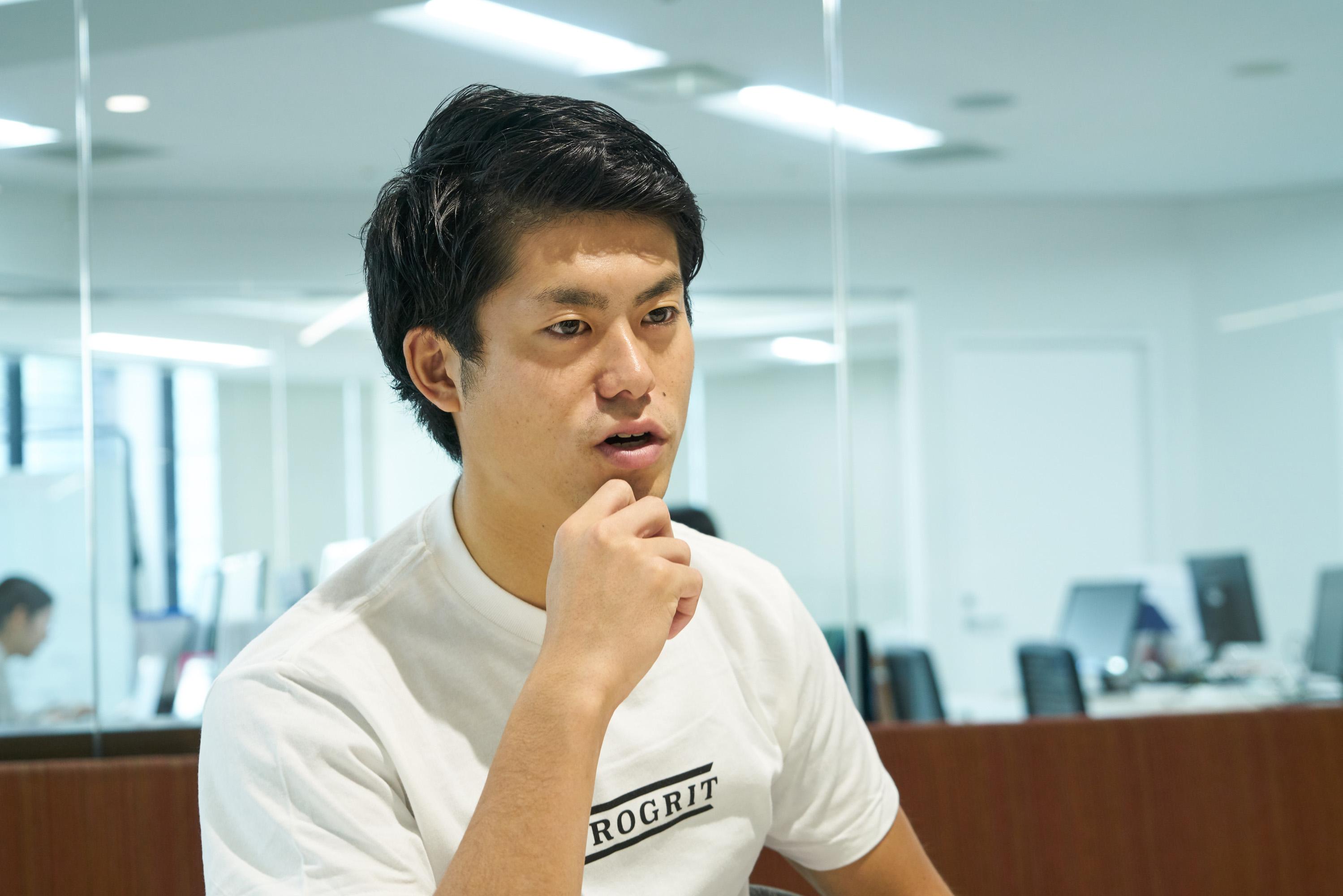 株式会社プログリット 岡田祥吾さんさん