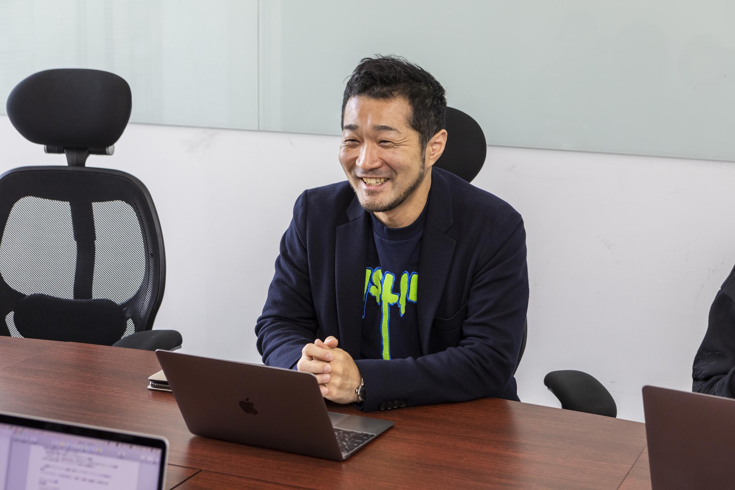 株式会社ベガコーポレーション 浮城 智和さんさん