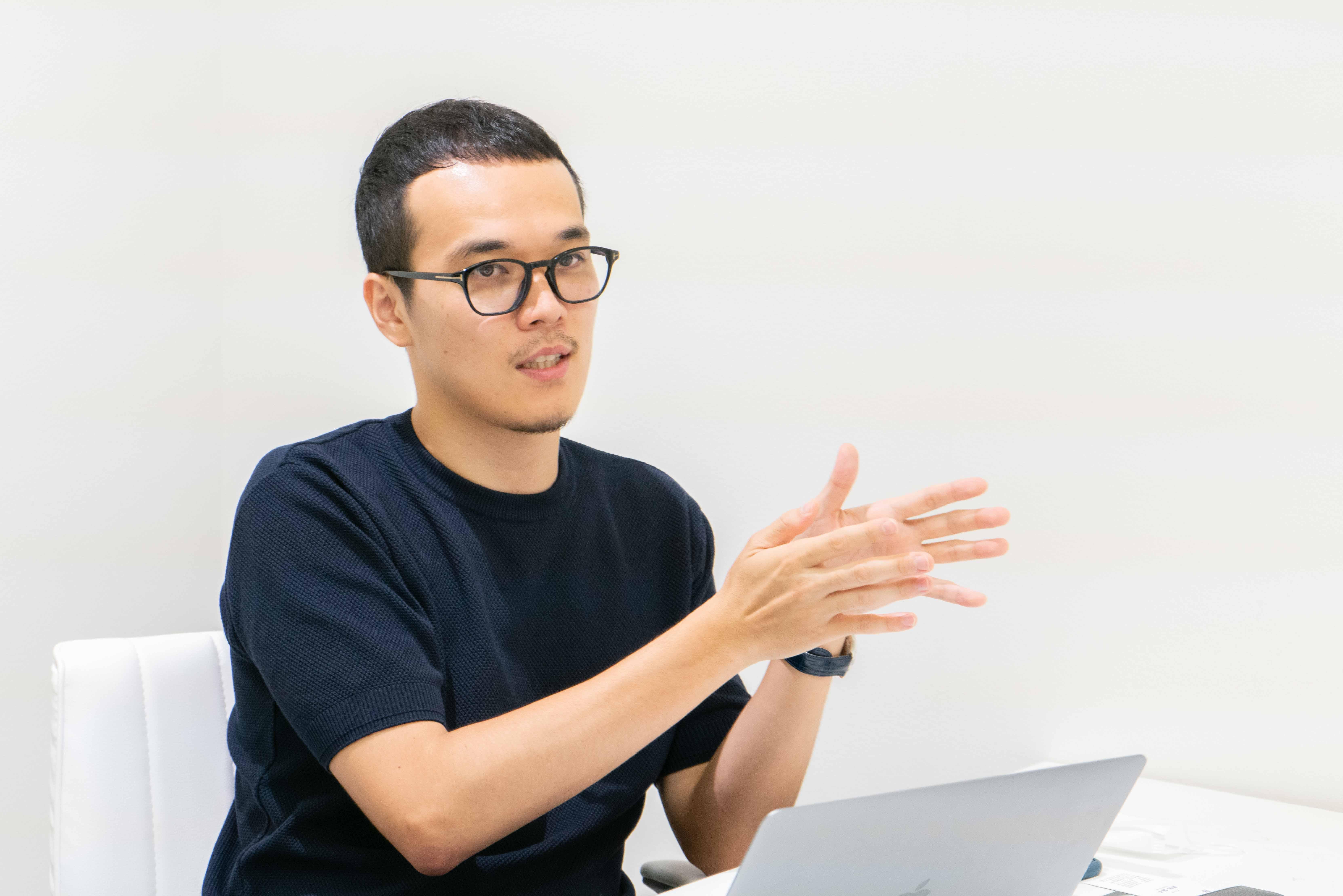 株式会社オースタンス 菊川諒人さんさん