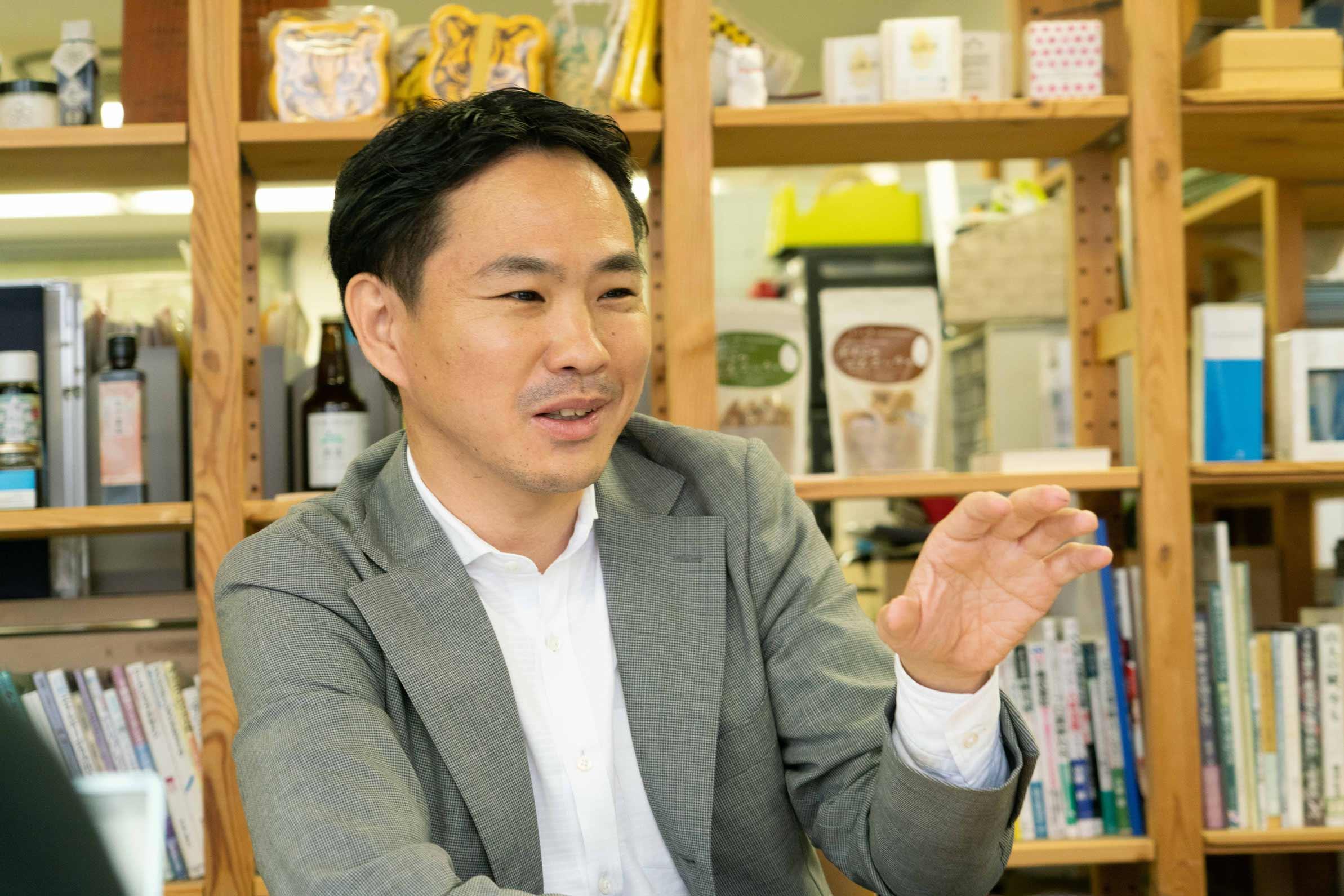 株式会社さとゆめ 嶋田俊平さんさん