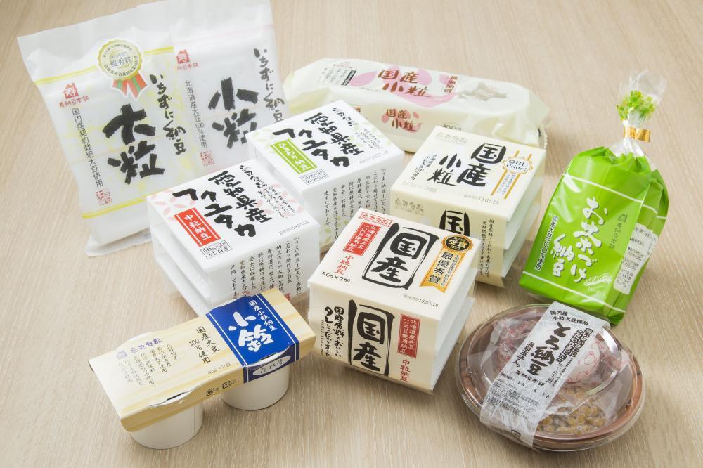 有限会社高丸食品/日本一おいしい納豆と、 <br>地産地消の元気な<br>農業づくりに挑む。